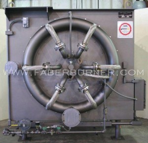 dual_fuel_low_NOx_landfill_gas_watertube_boiler_burner_01